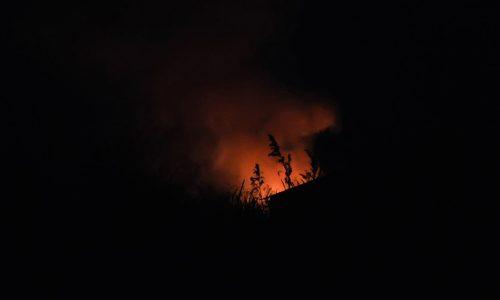 Fotografía Incendio